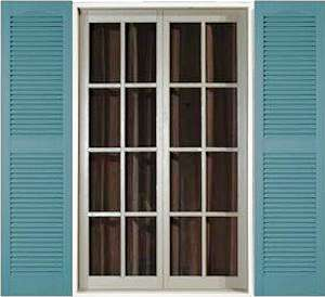 Times Siding will install many different vinyl shutter accessories to compliment their siding installation.