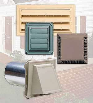 Contract with Times Siding to install utility vents to compliment their siding installation.