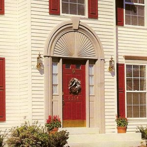 We Have Accessories To Compliment Your Siding Installation