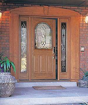 Times Siding can also be contracted to install doors from many different brands, in many different styles and colors.