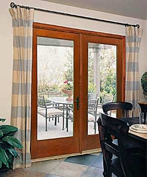 Contract with Times Siding to install doors from many different brands, in many different styles and colors.