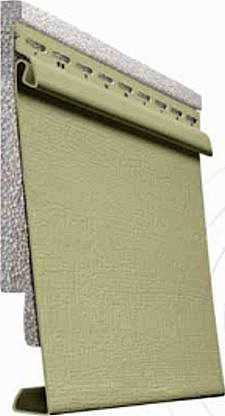 When contracted to do a vinyl siding job, Times Siding installs the best insulation.