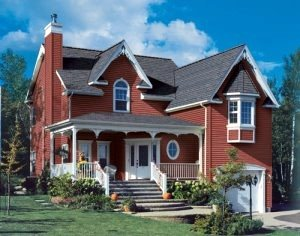 Times Siding has many different brands of vinyl siding in many different colors.